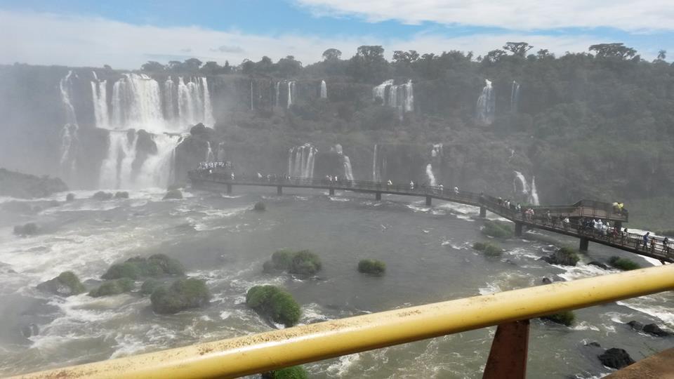 Brasile-cascate-Iguaçu