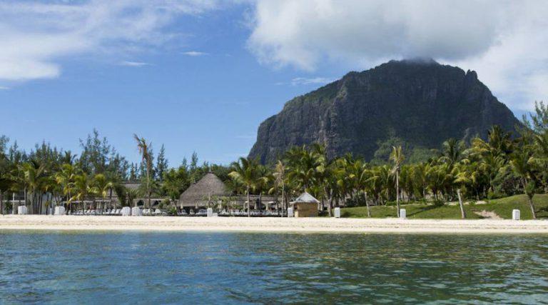 Principali spiagge di Mauritius. Il Sud