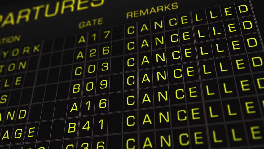 ottenere rimborso per volo cancellato