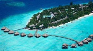 Overwater o bungalow alle maldive