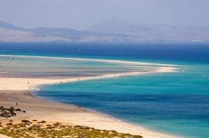 fuertventura: spiagge senza vento